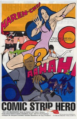 画像1: コミック・ストリップ・ヒーロー